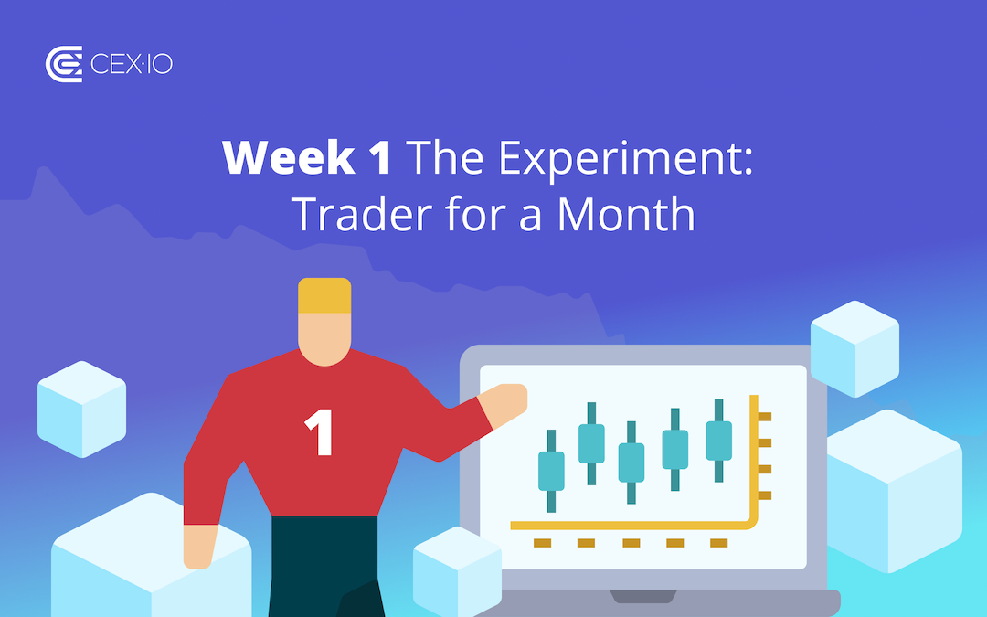 Trading Experiment Week 1