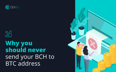 Why you should never send your BCH to BTC address