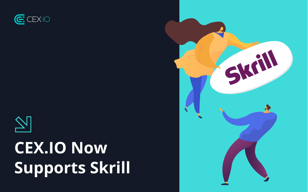 CEX.IO Now Supports Skrill