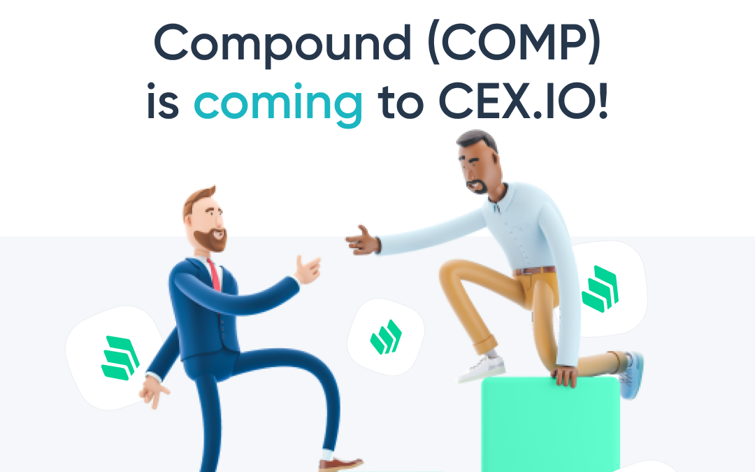 CEX.IO to List Compound (COMP)