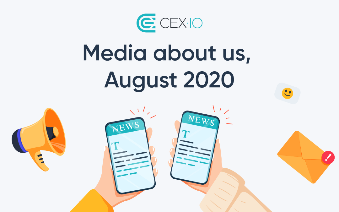 Media about us — August, 2020