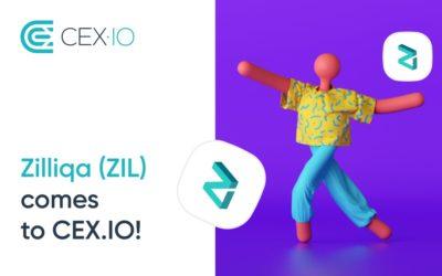CEX.IO to list Zilliqa (ZIL)