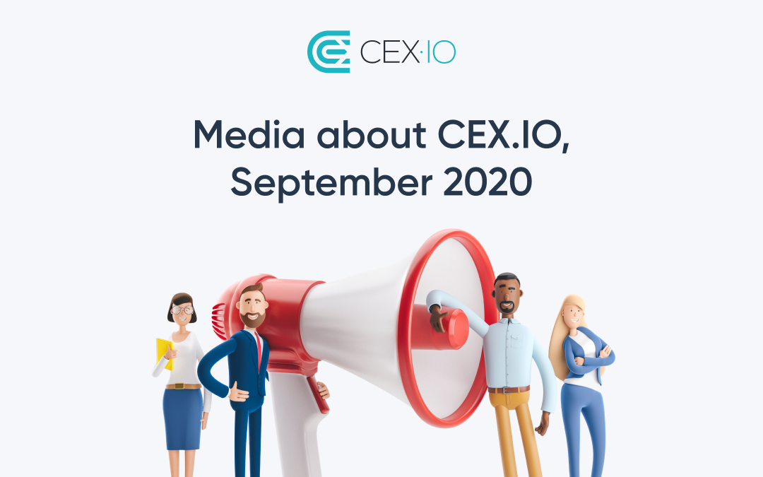 Media about us — September 2020