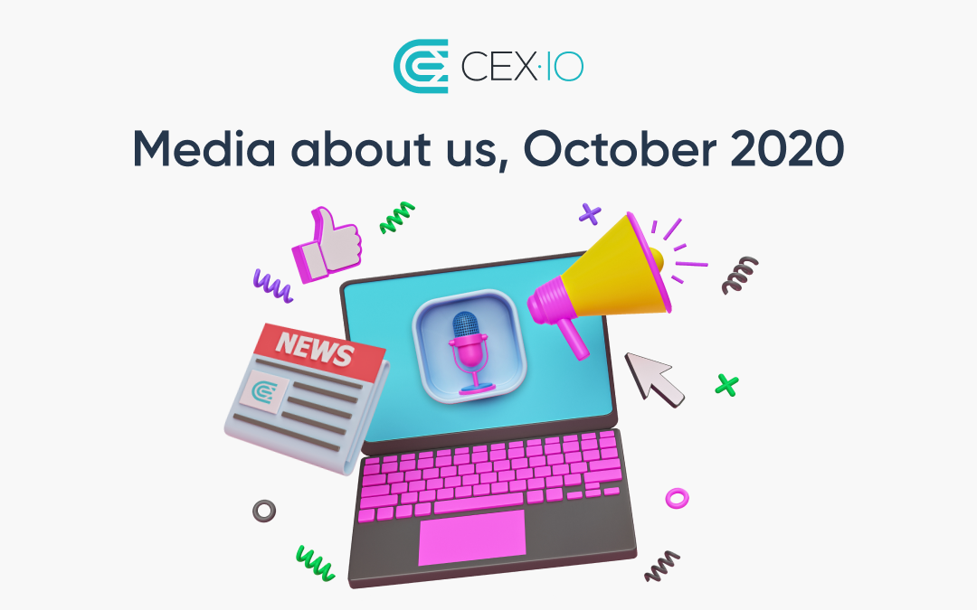Media about us — October, 2020