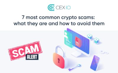 7 most common crypto scams: what they are and how to avoid them