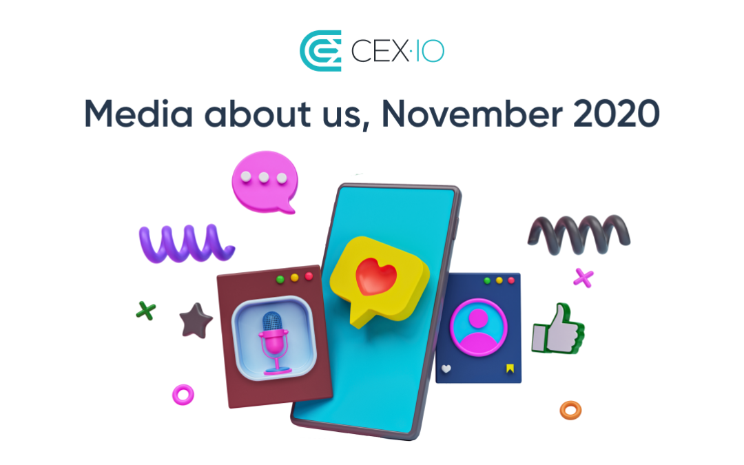 Media about us — November, 2020