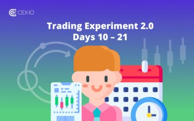 The Experiment 2.0: Day 10-21