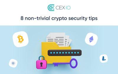 8 non-trivial crypto security tips