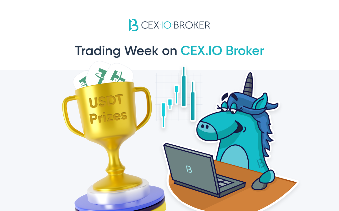 Announcing Trading Week contest on CEX.IO Broker