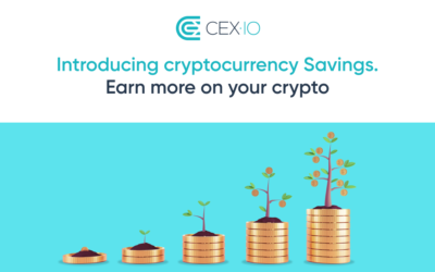Introducing cryptocurrency Savings