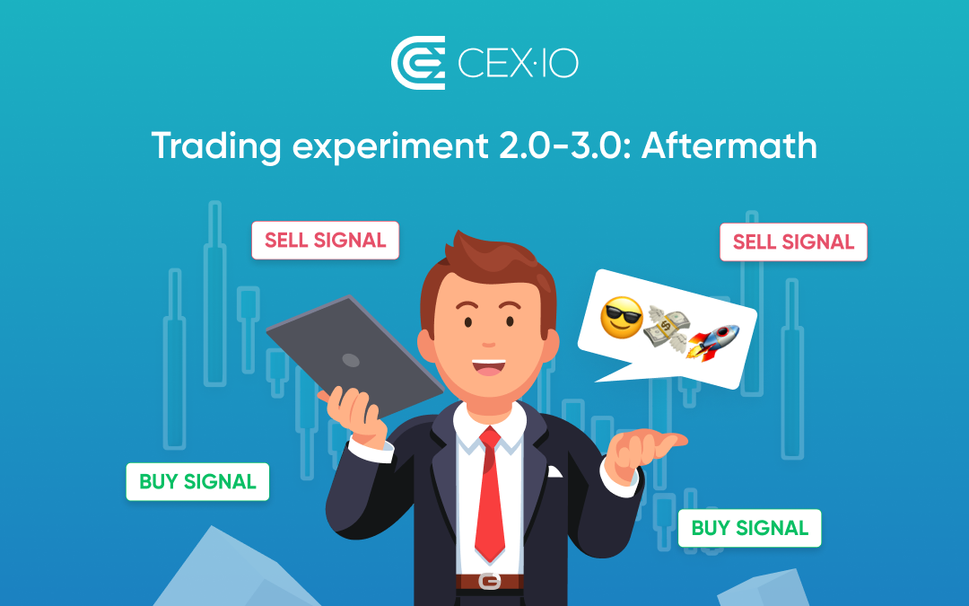 Trading experiment 2.0-3.0: Aftermath 🤯📈