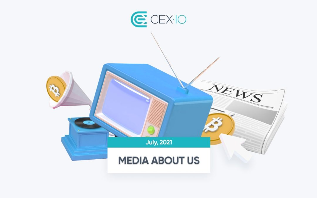 Media about us. July 2021