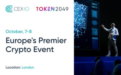 Crypto event worth attending: TOKEN2049