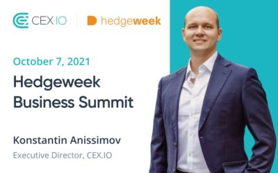 CEX.IO Leads Discussion On Digital Assets During UK Business Summit
